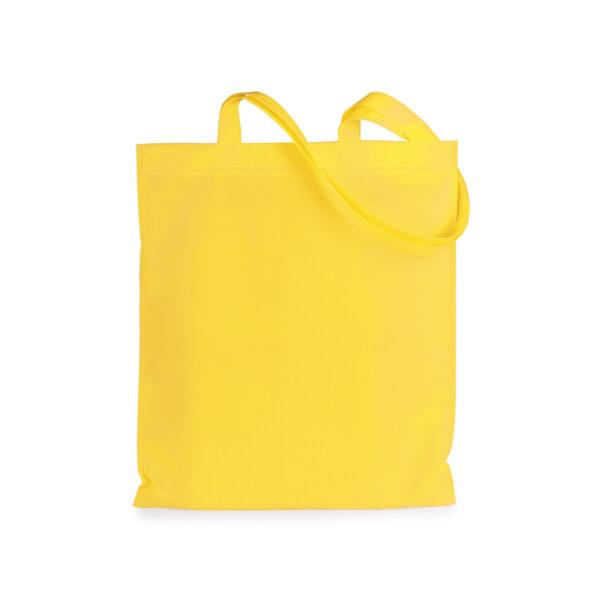 totebag amarilla