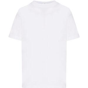 camiseta infantil blanco